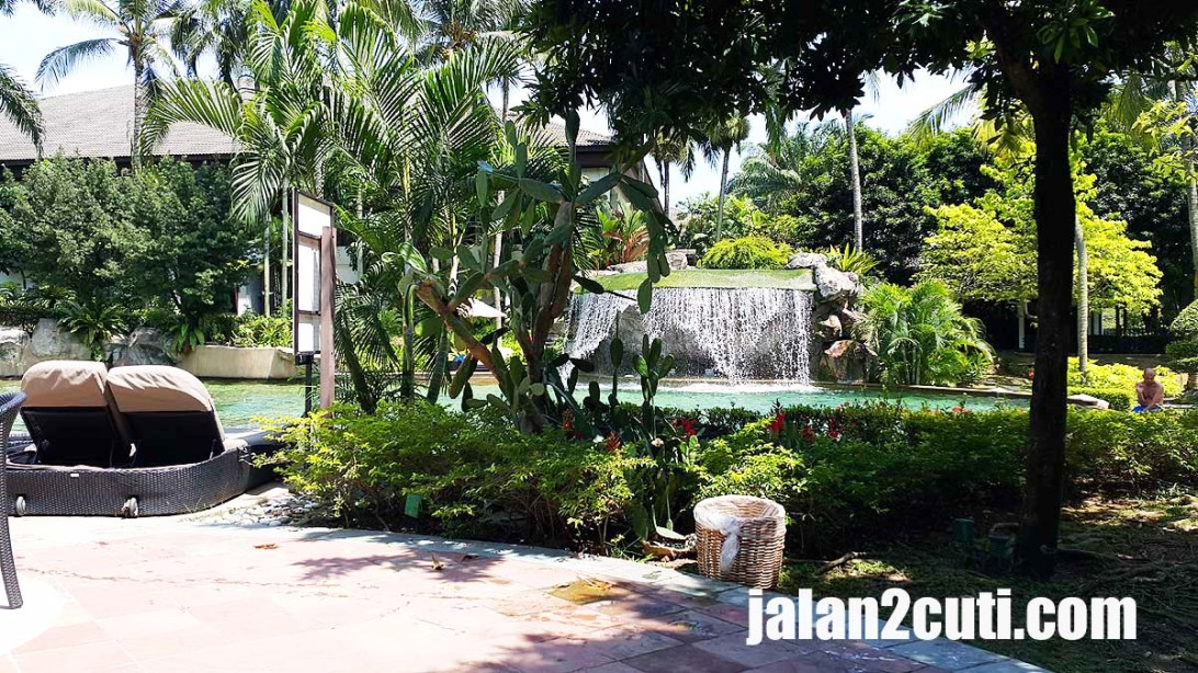 Cyberview Resort & Spa : Hotel Penginapan Menarik di Cyberjaya