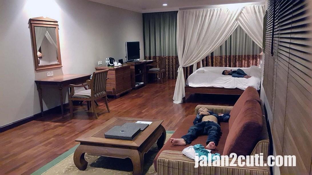 Cyberview Resort & Spa : Hotel Penginapan Menarik di Cyberjaya : Bilik Penginapan