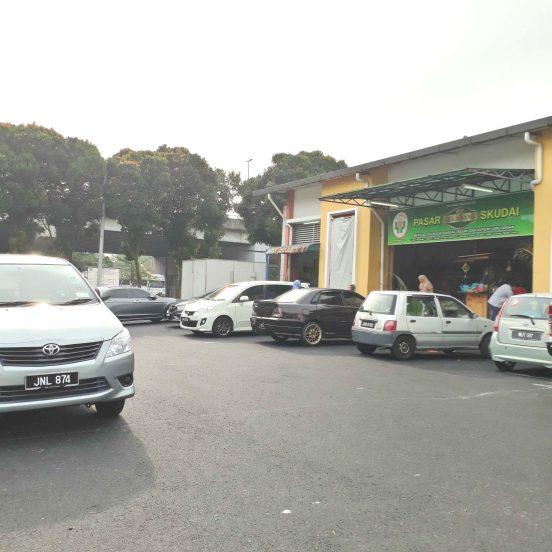 Pasar Peladang, Skudai, Johor Bahru