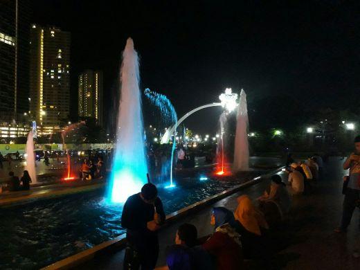 Tempat Menarik di Johor Bahru, Gerbang Mahkota, Istana Bukit Serene, Johor Bahru