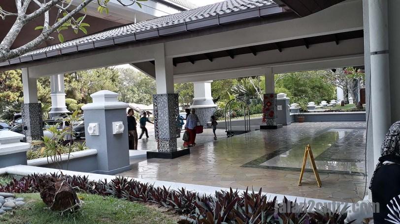 Thistle Hotel Port Dickson : Hotel Penginapan Menarik Di Tepi Pantai Berpasir