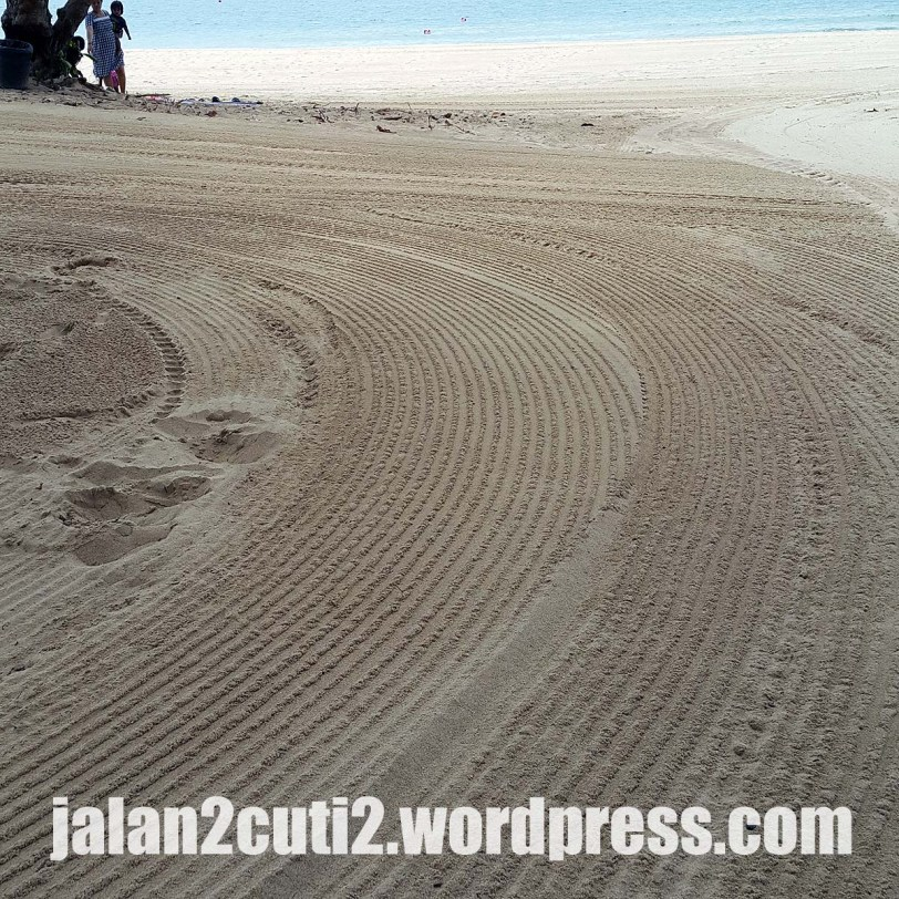 Tempat Menarik di Johor : Desaru Beach, Pantai Indah Seribu Tarikan