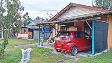 Air Papan Chalet : Sri Delima Chalet Bajet