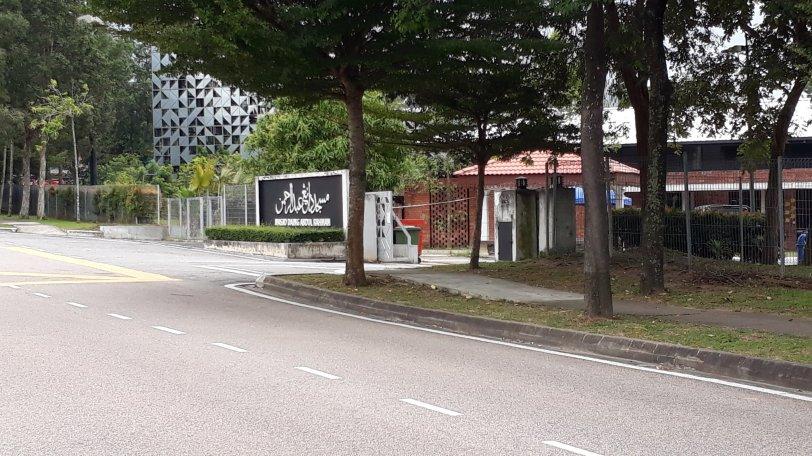 Tempat Makan di Bandar Bukit Indah dekat Legoland Malaysia  : Masjid Daing Abdul Rahman, Taman Nusa Idaman, Nusajaya ( taman bersebelahan)