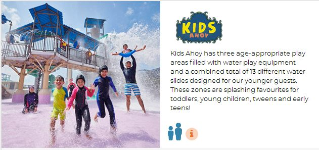 Ape ke benda Kid's Ahoy ni? Desaru Coast Water Park Yang menarik Kat Johor