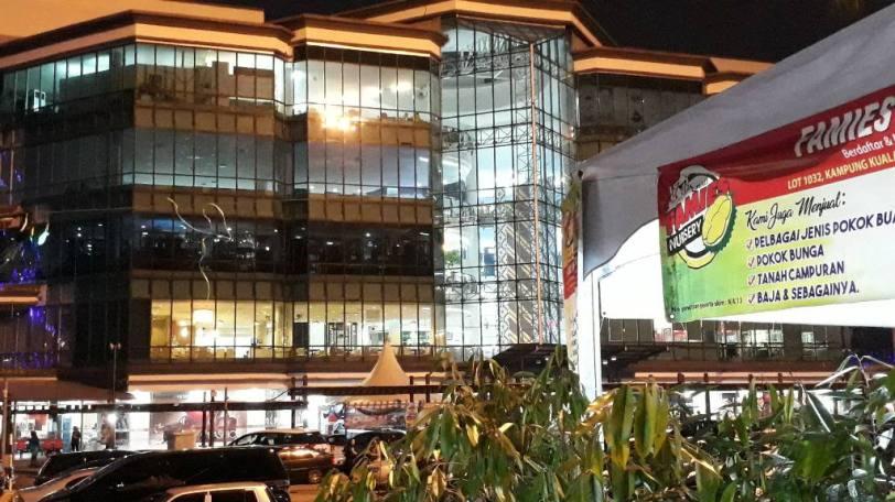 Tempat Menarik Shopping dan Tempat Makan di Johor Bahru : Plaza Angsana