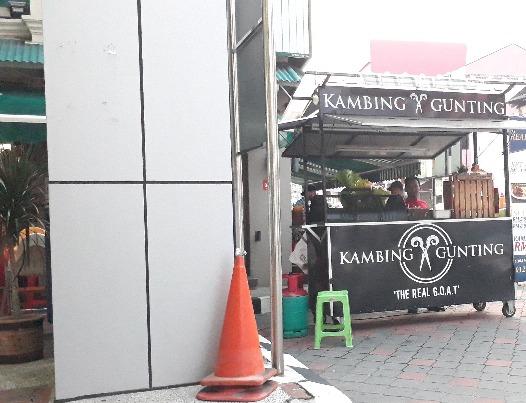 Muar Soup House : Tempat makan di Muar, Bandar Maharani, Johor - Kambing Gunting
