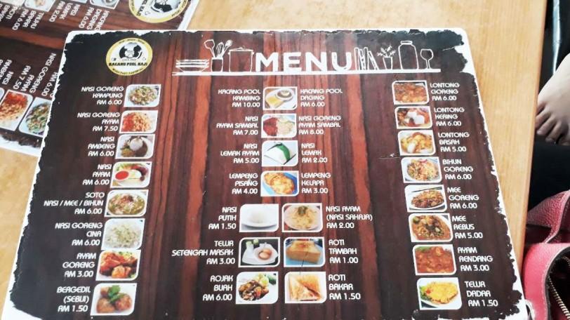 Kacang Pool Haji, Larkin dan Menu Masakan Lain : Tempat Makan Best di Johor Bahru